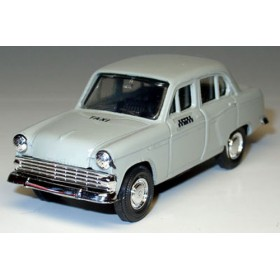 Azlk Moskvitch 403 Indian Taxi Cab 1:43 D43R0133