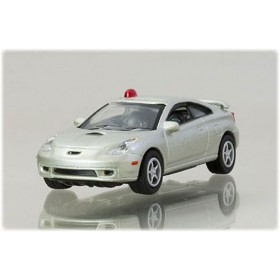 Toyota Celica Undercover Police Patrol Car Japan 1:72 D72D1666