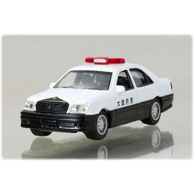 Toyota Crown Osaka Prefecture Police Patrol Japan 1:72 D72D1664