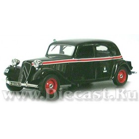 Citroen Traction 11 Taxi Madrid 1955 1:43 D43D0728