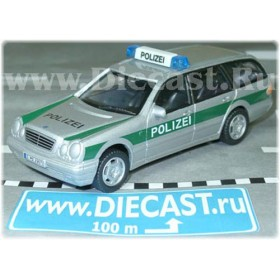 Mercedes Benz 300 Wagon German Police Politzei 1:43 D43R0646