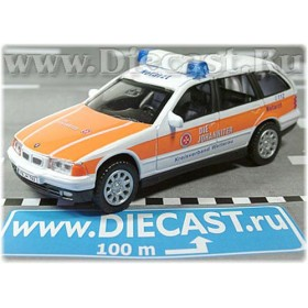 Bmw 325i Touring German Ambulance Notarzt 1:43 D43H0954