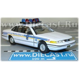 Ford Crown Victoria Interceptor Buffalo Police USA 1:43 D43H0764