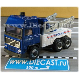 Volvo F16 French Police Tow Truck France 1:60 D60H1791