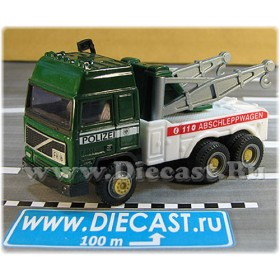 Volvo F16 German Police Tow Truck Polizei Germany 1:60 D60H1792