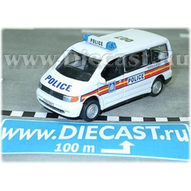 Mercedes Benz Vito Van United Kingdom Police 1:72 D72H1285
