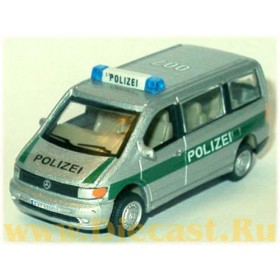 Mercedes Benz Vito German Police Politzei New Type 1:72 D72H0550