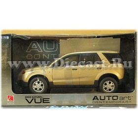 Saturn Vue 2002 Color Gold By Autoart 1:18 D18A2154