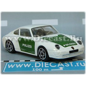 Porsche 911 Carrera German Police Polizei 1:43 D43B2067