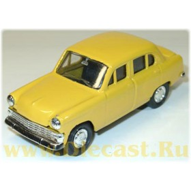 Azlk Moskvitch 403 Yellow 1:43 D43R0714