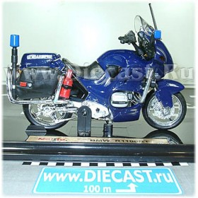 Bmw R1100rt French Police Gendarmerie Motorcycle Bike 1:18 D18D1037