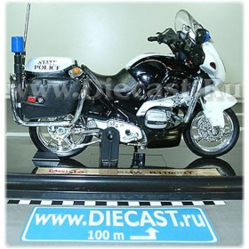 Bmw R1100rt Oregon State Police Patrol Motorcycle Bike USA 1:18 D18D1036