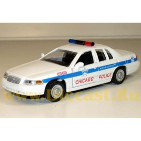 Ford Crown Victory Chicago Police USA 1:43 D43M0401