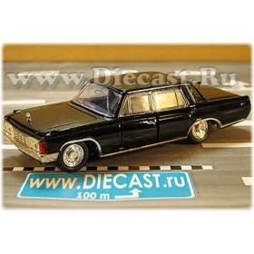 Zil 117 Soviet Russian Government Limousine Color Black 1:43 D43R0238