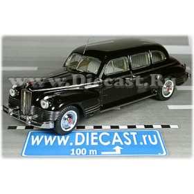 Zis 110 Zil Soviet Government Limousine 1945-1958 1:43 D43R1480