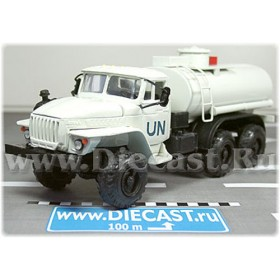 Ural 4320 Un Russian Forces Fuel Tanker 56241 1:43 D43R0865