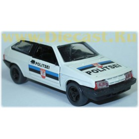 Lada Vaz 2108 Samara Tartu City Police Estonia (1 Of 100) 1:43 D43R0321