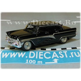 Gaz 13 Chaika Soviet Russian Limousine Color Black 1:72 D72W1828