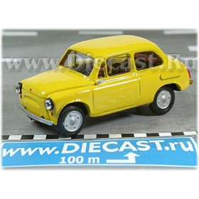 Zaz 965 A Zaporozhets 1962 Color Yellow 1:43 D43R1102