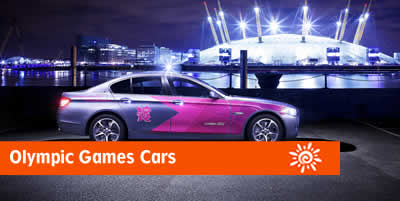 Olympic Games Cars