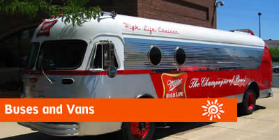 Buses and Vans